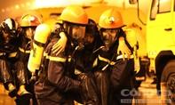 Cứu 18 người bị thương sau tai nạn liên hoàn trong Hầm Thủ Thiêm