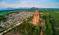 Cảnh đẹp Việt Nam 'lung linh' trong clip 'Vietnam from Above'