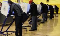 Dân Mỹ bước vào ngày bỏ phiếu chọn tổng thống thứ 45 trong lịch sử