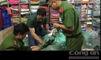 Phát hiện cơ sở kinh doanh áo len Trung Quốc