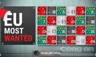 Europol tạo lịch 'truy nã khẩn cấp' cho 24 ngày trước Giáng sinh