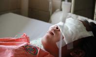 Về nguồn thăm thầy cô, nữ sinh bị tai nạn giao thông thương tâm cần giúp đỡ