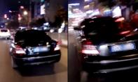 Người dân truy đuổi xe biển xanh gây tai nạn như phim trên phố
