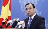 Phản đối Trung Quốc kỷ niệm cái gọi là '70 năm thu hồi Hoàng Sa, Trường Sa'