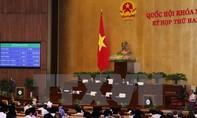 Văn phòng Chủ tịch nước công bố 3 Luật vừa được thông qua
