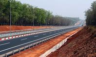 Xe máy được đi vào đường nối cao tốc TP.HCM - Long Thành - Dầu Giây