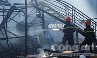 Khẩn trương điều tra nguyên nhân vụ nổ lớn tại công an tỉnh Đắk Lắk