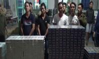 Thu giữ gần 10.000 gói thuốc lá lậu