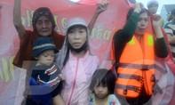 Lũ quét ở Phú Yên, hơn 20 học sinh mẫu giáo thoát chết