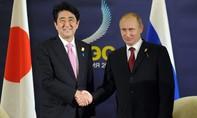 Nga – Nhật chọn cách khép lại bất đồng trước chuyến thăm của Putin