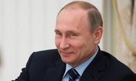 Forbes xếp Putin là nhân vật quyền lực nhất Thế giới