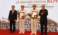 Những nhân tố xuất sắc của Việt Nam trên nhiều lĩnh vực nhận giải thưởng KOVA
