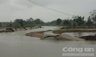Thêm 3 người chết do lũ tại Bình Định
