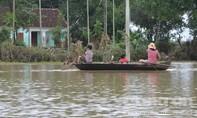 Gần 200 hộ dân bị cô lập 7 ngày trong nước lũ