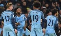 Manchester City đánh bại Arsenal trong trận cầu kịch tính