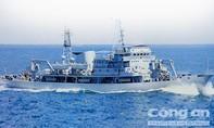 'Thủ phạm' vớt UUV của Mỹ trên Biển Đông: Tàu Dalang III (Type-922III)