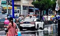 BMW i8 biển độc 'lội nước' ở Việt Nam xuất hiện trên Instagram của BMW