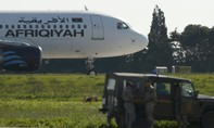 Không tặc cướp máy bay Lybia đầu hàng