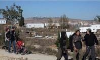 Mỹ không ủng hộ Israel mở các khu tái định cư trên lãnh thổ Palestine