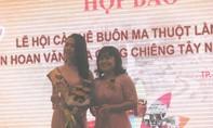 Bảo Vân trở thành đại sứ lễ hội cà phê Buôn Ma Thuột lần 6