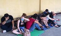 53 dân chơi phê ma túy trong căn nhà 4 tầng ở Sài Gòn
