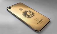 iPhone đính kim cương, dát vàng kèm hình Donald Trump giá gần 3,5 tỷ