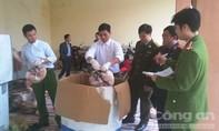 Tịch thu gần 600kg Báo gấm, Mèo rừng... trong nhà một người dân