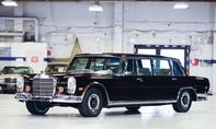 Ngắm sedan siêu sang cách đây 50 năm