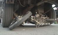 Xe tải tông liên tiếp 3 xe máy khiến 3 người bị thương
