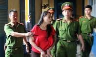 Cựu hoa hậu quý bà đòi giết người tại tòa