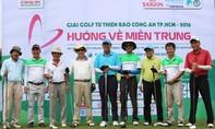 Khai mạc Giải Golf từ thiện Báo Công an TP.HCM năm 2016 - 'Hướng về miền Trung'