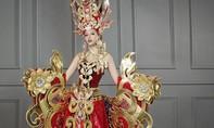 Bộ váy gây tranh cãi của Khả Trang giành giải 'Trang phục dân tộc đẹp nhất'
