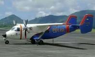 Máy bay cảnh sát Indonesia rơi xuống biển, 12 người chết