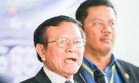 Quốc vương Campuchia ân xá cho lãnh đạo đảng đối lập
