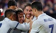 Hòa trên thế thắng, Real duy trì khoảng cách với Barcelona