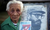 Cuba cấm xây tượng đài, đặt tên đường mang tên lãnh tụ Fidel Castro