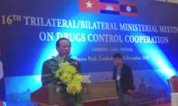 Việt Nam – Lào - Campuchia: Chung tay đẩy lùi ma túy