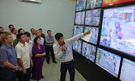 TP.HCM gắn hàng trăm camera an ninh để phòng chống tội phạm