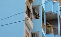Cháy nhà ở Sài Gòn, 4 người nguy kịch