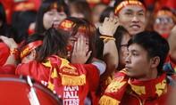 NHM lại khóc khi ĐTVN dừng bước tại bán kết AFF Cup 2016