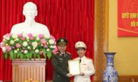 Thăng cấp bậc hàm Trung tướng đối với Thứ trưởng Nguyễn Văn Sơn
