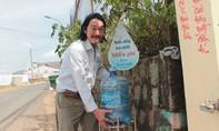 Người đàn ông Sài Gòn cung cấp nước miễn phí trên phố núi