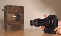 Ống kính hơn một thế kỷ vẫn sử dụng được khi gắn vào máy ảnh đời mới