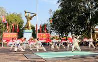 Lễ hội Đống Đa tại vùng Tây Sơn Thượng đạo