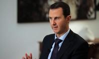 Tổng thống Syria thề chiếm lại toàn bộ lãnh thổ đất nước