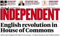 Báo in The Independent bị 'khai tử' từ tháng 3-2016