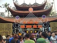 Khai mạc lễ hội chùa Hương xuân Bính Thân 2016