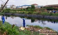 Phát hiện thi thể người đàn ông đang phân hủy tại kênh Tham Lương