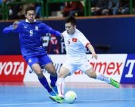 Thua Thái Lan, đội tuyển futsal Việt Nam gặp Nhật ở tứ kết