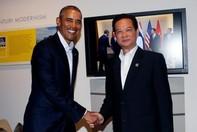 Tổng thống Obama muốn làm sâu sắc, thực chất hơn quan hệ đối tác hợp tác toàn diện Mỹ-Việt Nam
